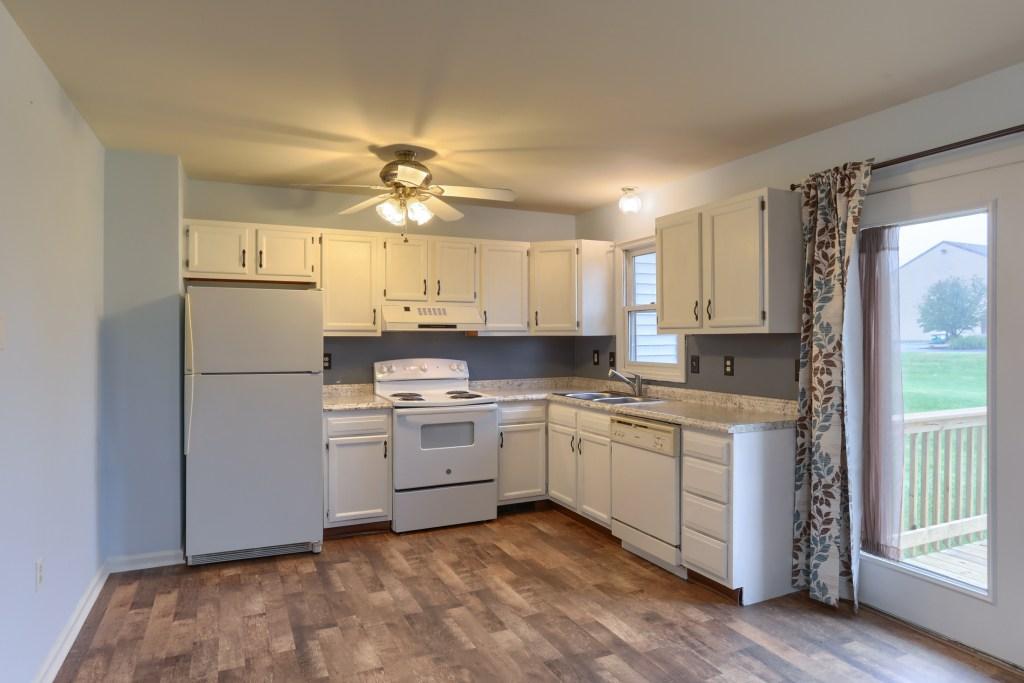 2158 Walnut Street - Kitchen includes all appliances