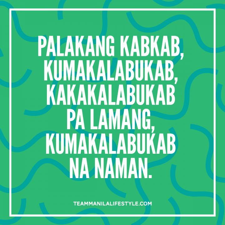 Funny Filipino Quotes