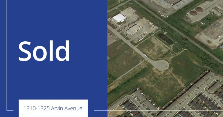 1310 1325 Arvin Avenue- Sold - Colliers