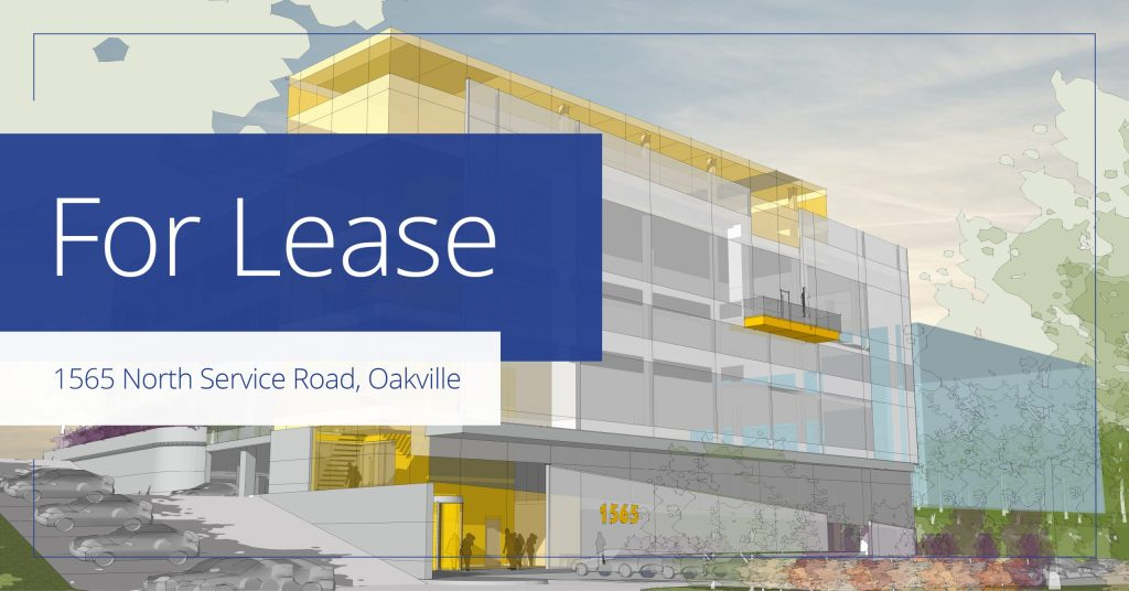 1565 North Service Road, Oakville - For Lease - 20,000 SF - 60,000 SF