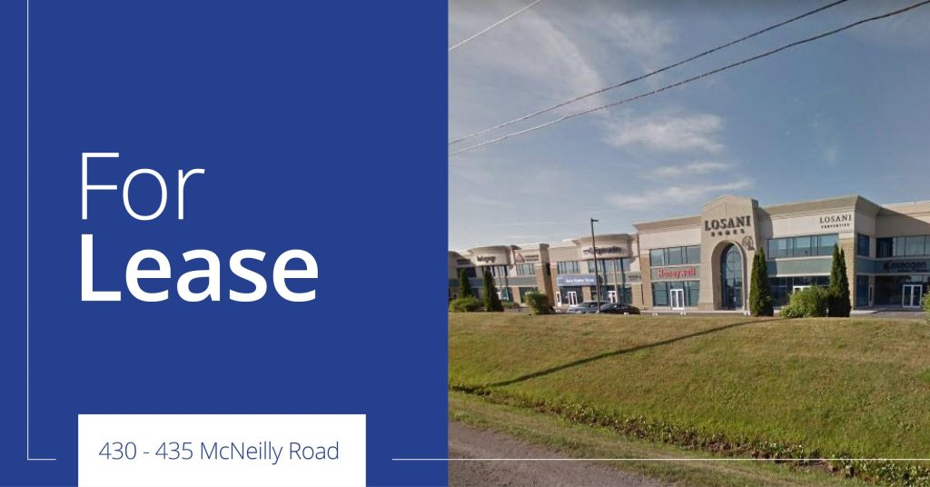 430-435 McNeilly Road, Hamilton - For Lease - 2,295 SF- 4,300 SF