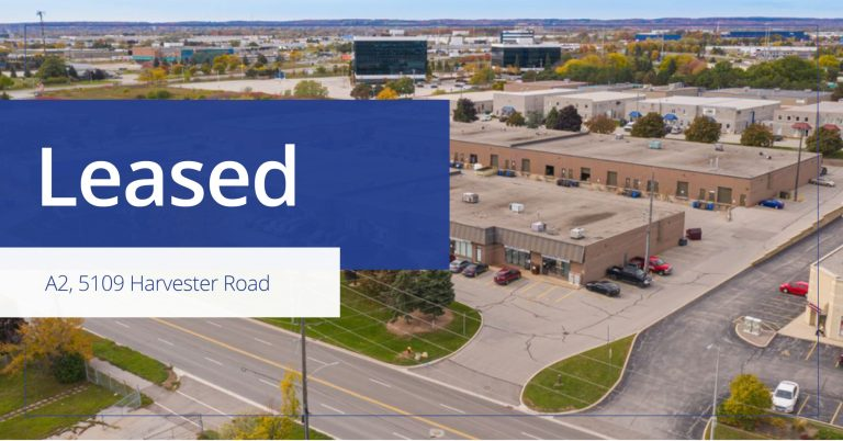 5109 Harvester Road - Leased - Colliers