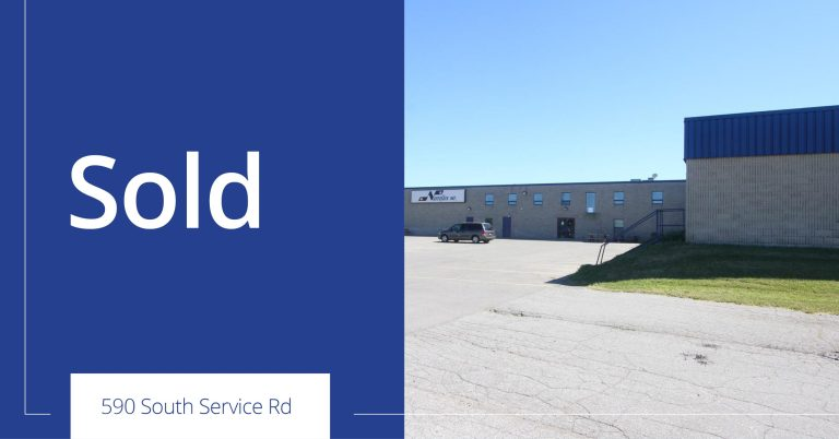 590 South Service Road - Sold - Colliers