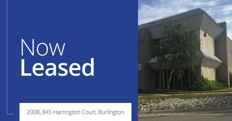 200B, 845 Harrington Court - Leased