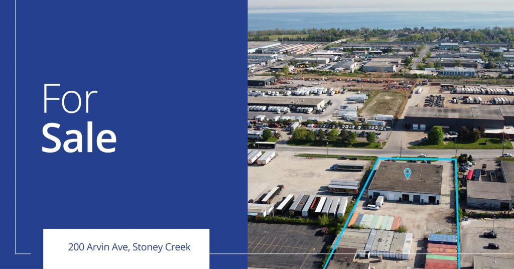 200 Arvin Ave - For Sale - Colliers