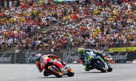 Márquez recupera el liderato con un podio junto a Pedrosa
