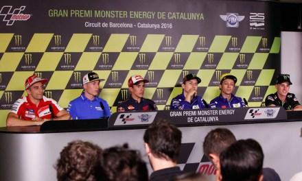 Los pilotos, con muchas ganas de dar gas en el Circuit de Barcelona-Catalunya