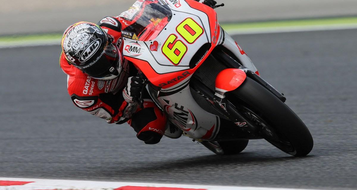 Julián simon puntúa en el GP Catalunya