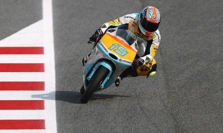 QP complicado para el RBA Racing en el GP de Catalunya