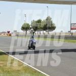 Albacete calentó el FIM CEV Repsol
