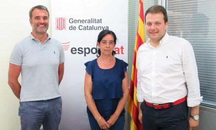 El Circuit sigue apostando por el entrenamiento ciclista en el trazado mediante un convenio con la Federació Catalana de Triatló