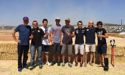 La RFME Copa de España de Flat Track comienza su andadura en el Circuit Ricardo Tormo