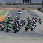 Motorland Aragón, quinta prueba del nacional de Velocidad