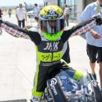 Nueva victoria para Adrián Fernández en Motorland