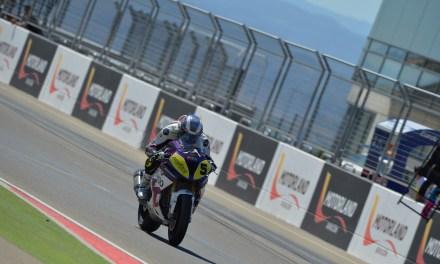 Los jóvenes talentos del Campeonato de España de Velocidad brillan en MotorLand