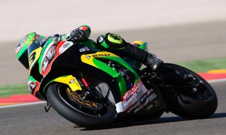 Mala suerte para el Speed Racing en Motorland