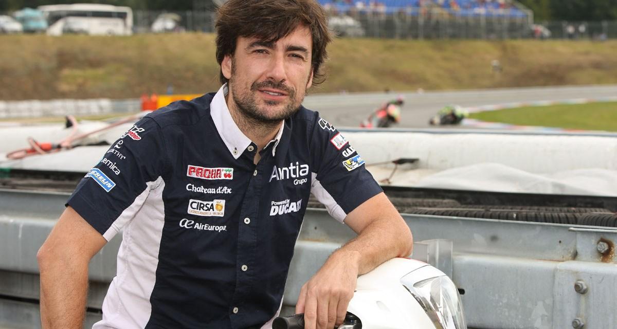 """El """"Coach"""" de Avintia Racing"""