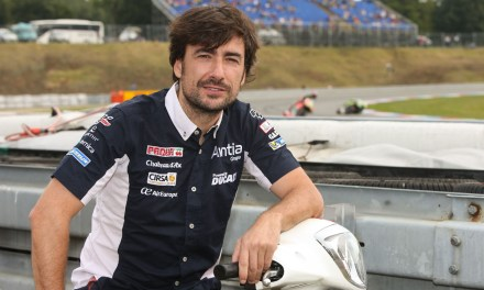 "El ""Coach"" de Avintia Racing"