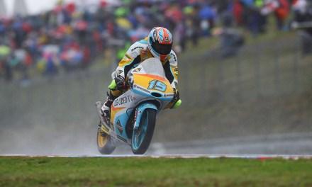 Carrera complicada bajo la lluvia para el RBA Racing Team en Brno