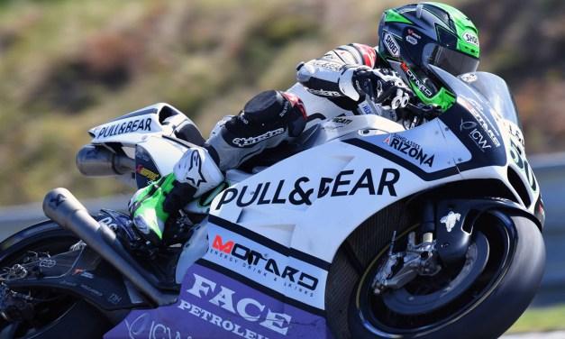 Reto para el Pull&Bear Aspar Team en Brno