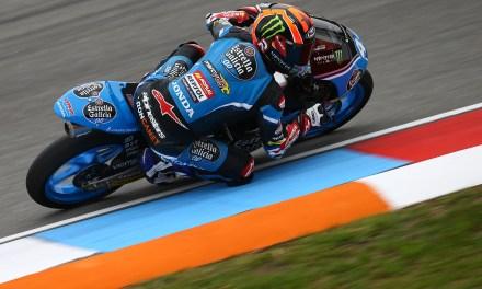 Canet, noveno y Navarro, duodécimo en la formación de salida de Brno