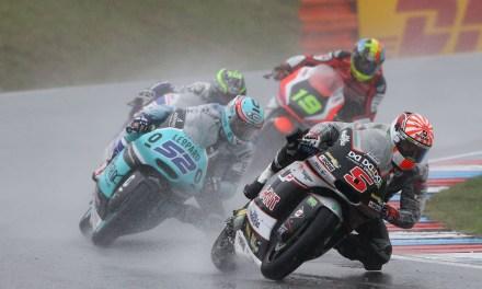 Zarco salva 5 puntos en GP República Checa