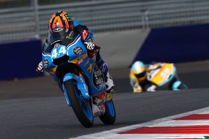 Canet, Moto3, Austrian MotoGP 2016