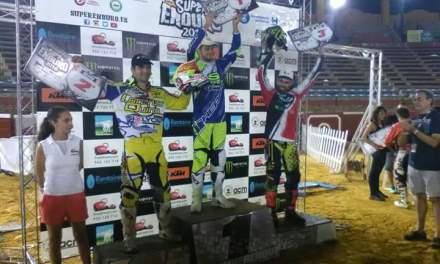 Dani Gibert se lleva la victoria en Huelva