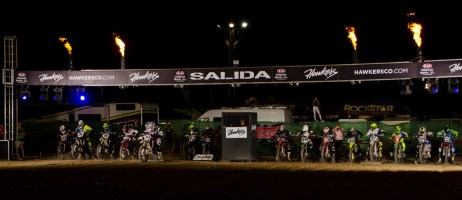Salida Superfinal Cuevas 2016_Foto C.Calderón
