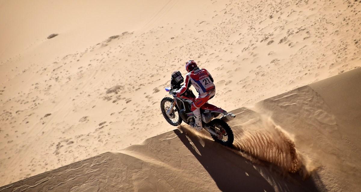 Paso adelante de Kevin Benavides en la tercera etapa del Atacama