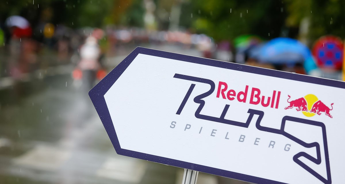Las calles de Graz recibe al mundial de MotoGP