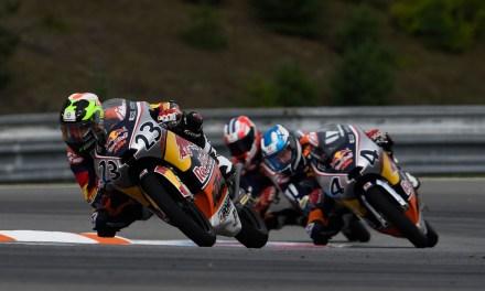 Raúl se va de Brno con un 2º y un 4º puesto