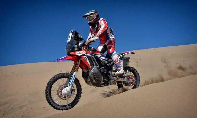 El Atacama termina con Kevin Benavides en el podio