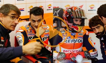 Santi Hernández y Ramón Aurín, ante el reto de adaptarse a un nuevo circuito