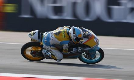 Primera jornada intensa para el RBA Racing en el circuito de Misano