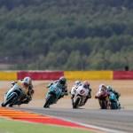 Ambos pilotos del RBA Racing terminan en un luchado Top-10 en la carrera de Aragón