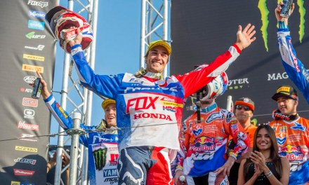 Gautier Paulin aúpa a Francia a la tercera victoria consecutiva del MX lasNaciones
