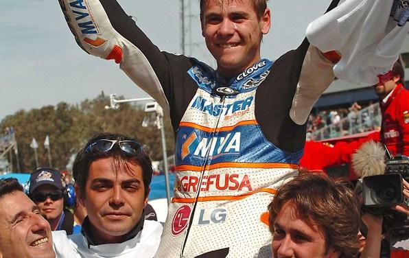 Diez años del primer mundial del Aspar Team