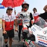 Carrera para olvidar en el gran premio de San Marino