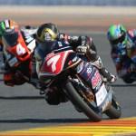 Barry Baltus de nuevo en el Top10 en Valencia