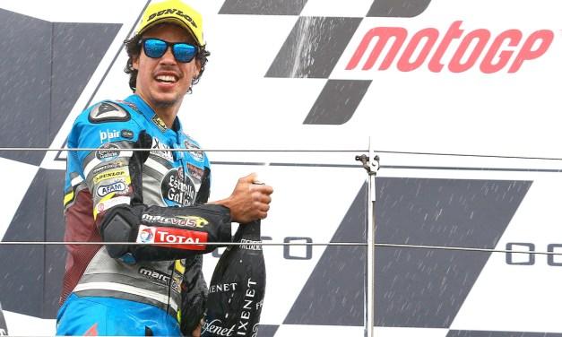 Morbidelli logra un soberbio segundo puesto en Silverstone