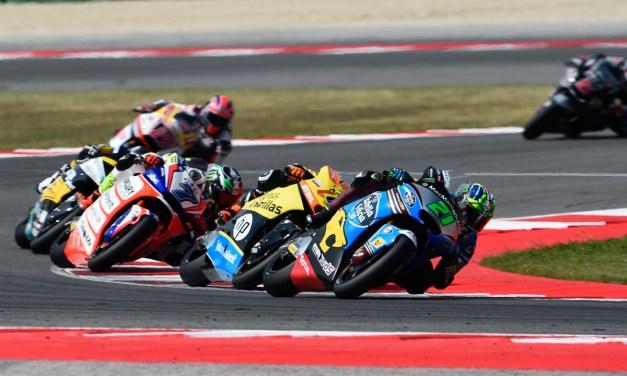 Morbidelli y Márquez terminan en el Top 10 en Misano