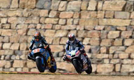 Hayden lucha para terminar en los puntos en su retorno a MotoGP