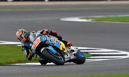 Rabat y Miller luchan hasta el final en Silverstone