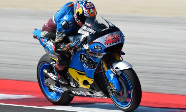 Nicky Hayden sustituye a Jack Miller en MotorLand Aragón