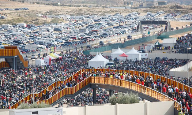 Cerca de 7.000 personas trabajarán en MotorLand durante el Gran Premio Movistar de Aragón
