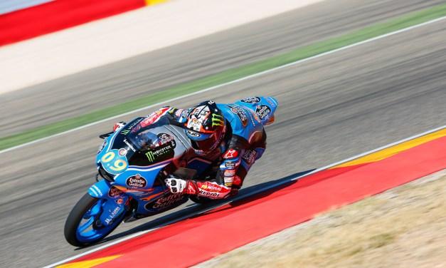 MotorLand acoge una jornada de test de Moto2 y Moto3 del mundial de MotoGP