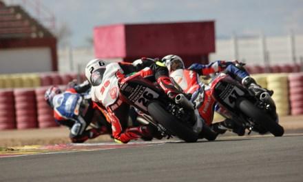 El Manchego de Velocidad cierra la temporada en el Circuito de Albacete