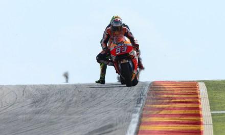 Márquez inicia la gira transoceánica con su primera oportunidad de ser campeón