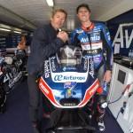 Mike Jones logra su primer punto en MotoGP con Avintia Racing